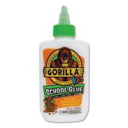 Gorilla Glue School Glue Liquid, 4 oz, Dries Clear, 6/Pack