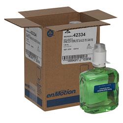 enMotion Gen2 Moisturizing Foam Hand Sanitizer Dispenser Refill, Fragrance Free, 42334, 1,000 mL, 2 Bottles Per Case