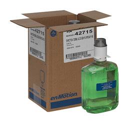 enMotion Gen2 Moisturizing Foam Soap Dispenser Refill, Tranquil Aloe®, 42715, 1,200 mL, 2 Bottles Per Case