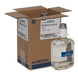 enMotion Gen2 Moisturizing Antimicrobial Foam Soap Dispenser Refill, Dye and Fragrance Free, 1,200 mL/Bottle, 2 Bottles/Case