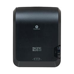 Pacific Blue Ultra Paper Towel Dispenser, Manual, 12.9 x 9 x 16.8, Black