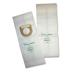 Green Klean Hoover Replacement Vacuum Bags, 3/Pack
