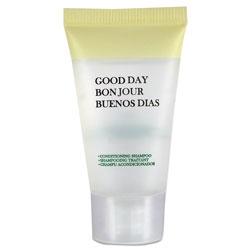 Good Day Conditioning Shampoo, 0.65 oz Tube, 288/Carton