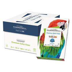 Gussco Manufacturing Premium Color Copy Print Paper, 100 Bright, 28lb, 8.5 x 14, Photo White, 500/Ream