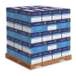 Hammermill Copy Plus Print Paper, 92 Bright, 20 lb, 8.5 x 11, White, 500 Sheets/Ream, 10 Reams/Carton, 40 Cartons/Pallet