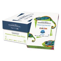 Hammermill Premium Color Copy Cover, 100 Bright, 80lb, 17 x 11, 250/Pack