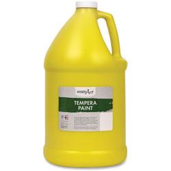 Handy Art Termpera Paint, 1gal, Yellow