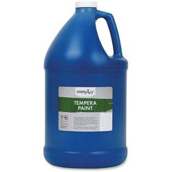 Handy Art Termpera Paint, 1gal, Blue