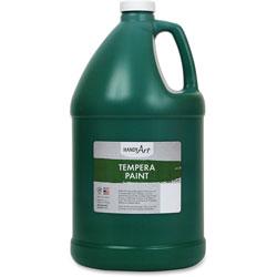 Handy Art Termpera Paint, 1gal, Green