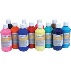Handy Art Face Paint, 8 oz., 8-2/5 inWx9-1/2 inLx7-1/2 inH, 12/ST