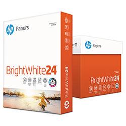 Hammermill Brightwhite24 Paper, 97 Bright, 24lb, 8-1/2 x 11, 500 Sheets/Ream