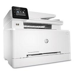 HP Color LaserJet Pro MFP M283fdw Wireless Multifunction Laser Printer, Copy/Fax/Print/Scan