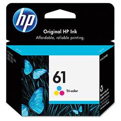 HP 61, (CH562WN) Tri-color Original Ink Cartridge