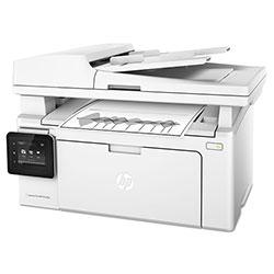 HP LaserJet Pro MFP M130fw Multifunction Printer, Copy/Fax/Print/Scan