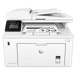 HP LaserJet Pro MFP M227fdw Printer, Copy/Fax/Print/Scan