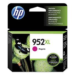 HP 952XL, (L0S64AN) High Yield Magenta Original Ink Cartridge