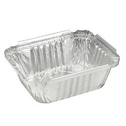 Handi-Foil Aluminum Oblong Pan, 1 1/2 lb, 7 x 5-1/8 x 1-11/16