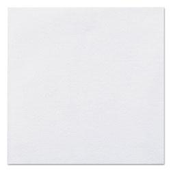 Hoffmaster Linen-Like Beverage Napkins, 1-Ply, 10 x 10, White, 125/Pack, 8 Packs/Carton