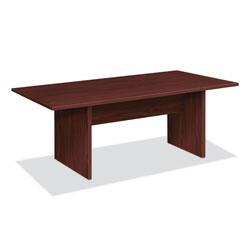 Hon Foundation Rectangular Conference Table, 72w x 36d x 29 1/2h, Mahogany