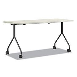 Hon Between Nested Multipurpose Tables, 72 x 24, Silver Mesh/Loft