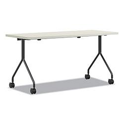 Hon Between Nested Multipurpose Tables, 72 x 30, Silver Mesh/Loft