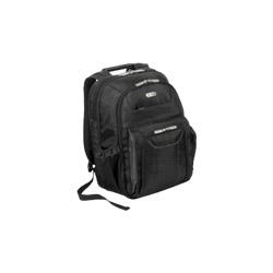 Targus Zip-Thru Air Traveler Backpack - Notebook Carrying Backpack