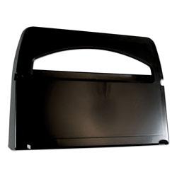 Impact Toilet Seat Cover Dispenser, 16.4 x 3.05 x 11.9, Black, 2/Carton