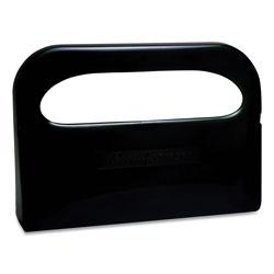 Impact Plastic 1/2 Fold Toilet Seat Cover Dispenser, 16.05 x 3.15 x 11.3, Smoke