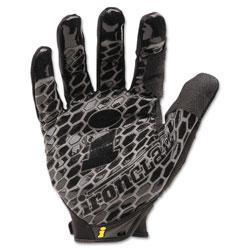 Ironclad Box Handler Gloves, Black, Large, Pair