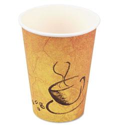 International Paper Premium Paper Hot Drink Cups, Paper, 8 oz., 600/Carton