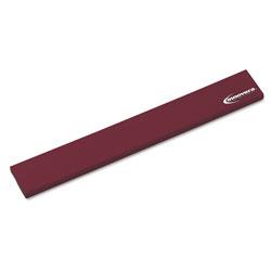 Innovera Latex-Free Keyboard Wrist Rest, Burgundy