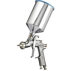 Iwata LPH400-144LV Center Post Gravity Feed HVLP Spray Gun