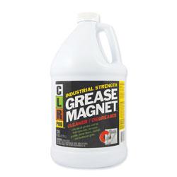 CLR Grease Magnet, 1gal Bottle, 4/Carton
