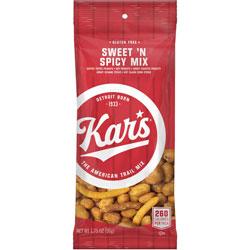 Kar's Sweet N Spicy Trial Mix, 1.75 oz., 24/BX