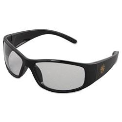 Smith & Wesson Elite Safety Eyewear, Black Frame, Clear Anti-Fog Lens