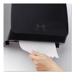 Scott® Control Slimroll Electronic Towel Dispenser, 12w x 7d x 12h, Black