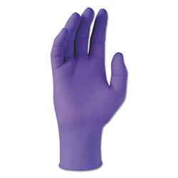 Kimberly-Clark PURPLE NITRILE Exam Gloves, 242 mm Length, Small, Purple, 100/Box