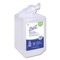 Kleenex Essential Green Certified Foam Skin Cleanser, Neutral, 1000mL Bottle, 6/Carton