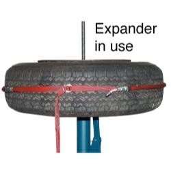 Ken-Tool T133 Pneumatic Bead Expander