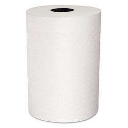 Scott® Control Slimroll Towels, Absorbency Pockets, 8 in x 580ft, White, 6 Rolls/Carton
