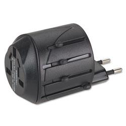 Kensington International Travel Plug Adapter for Notebook PC/Cell Phone, 110V