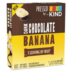 Kind Pressed by KIND Bars, Dark Chocolate Banana, 1.34 oz, 12/Pack