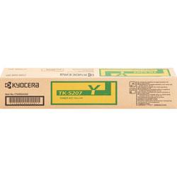 Kyocera Toner Cartridge, f/ 356ci, 12,000 Page Yield, Yellow