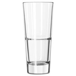 Libbey Endeavor Beverage Glasses, 10 oz, Clear, Hi-Ball Glass