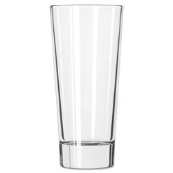 Libbey élan Glass Tumblers, 16 oz, Clear, Cooler Glass, 12/Carton
