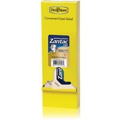 Zantac Maximum Strength Acid Reducer, 150 mg Refill Pack, 1 Caplet/Packet, 20 Packs/Box