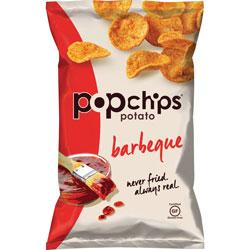 Lil Drugstore Potato Chips, Barbeque, Gluten-Free, 3.5 oz., 6/CT