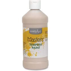 Little Masters Tempera Paint, Peach, 16 oz