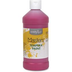Little Masters Tempera Paint, Magenta, 16 oz