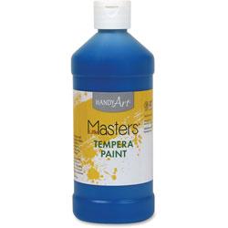 Little Masters Tempera Paint, Blue, 16 oz